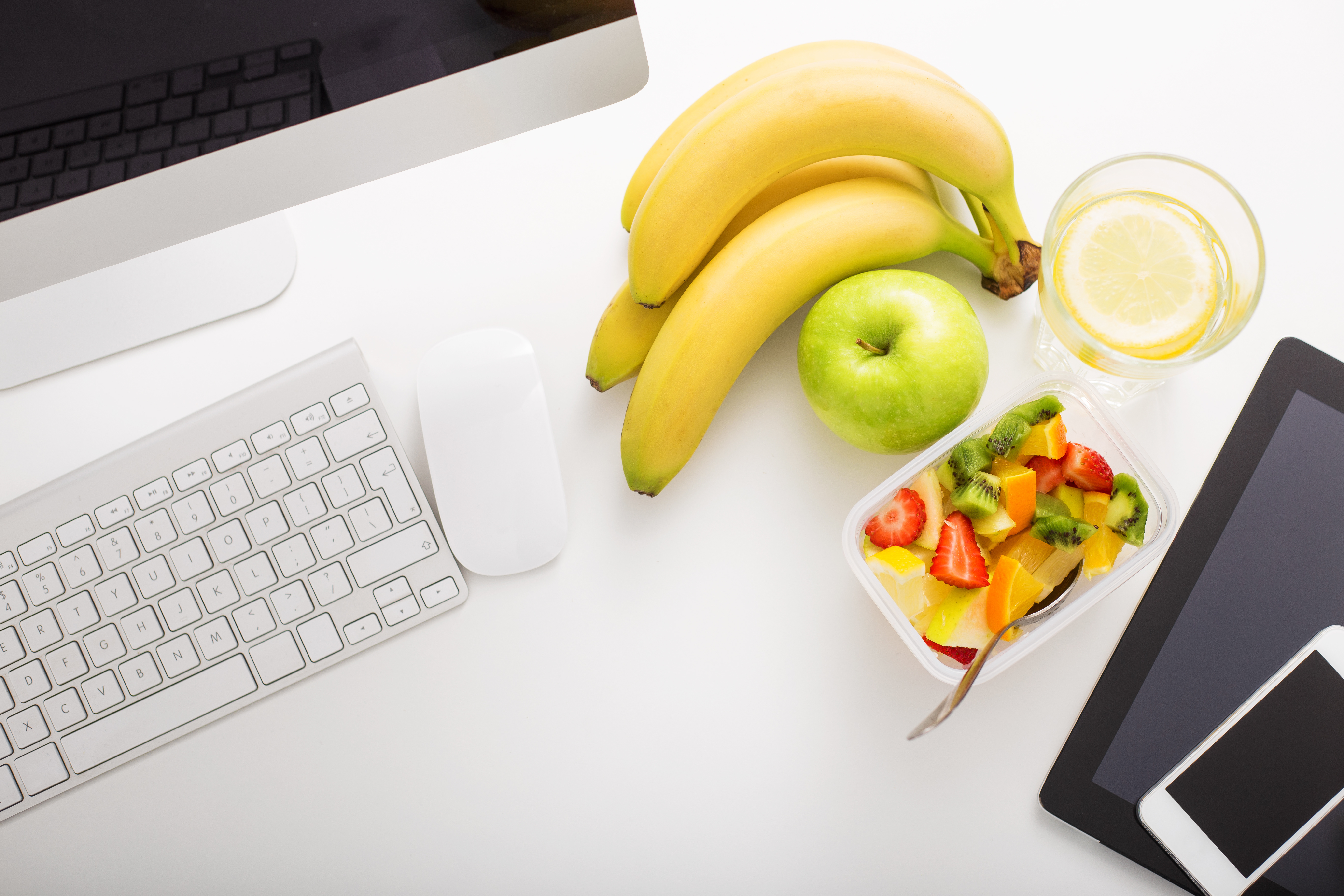 Healthy Snacks and Food in New York City Offices