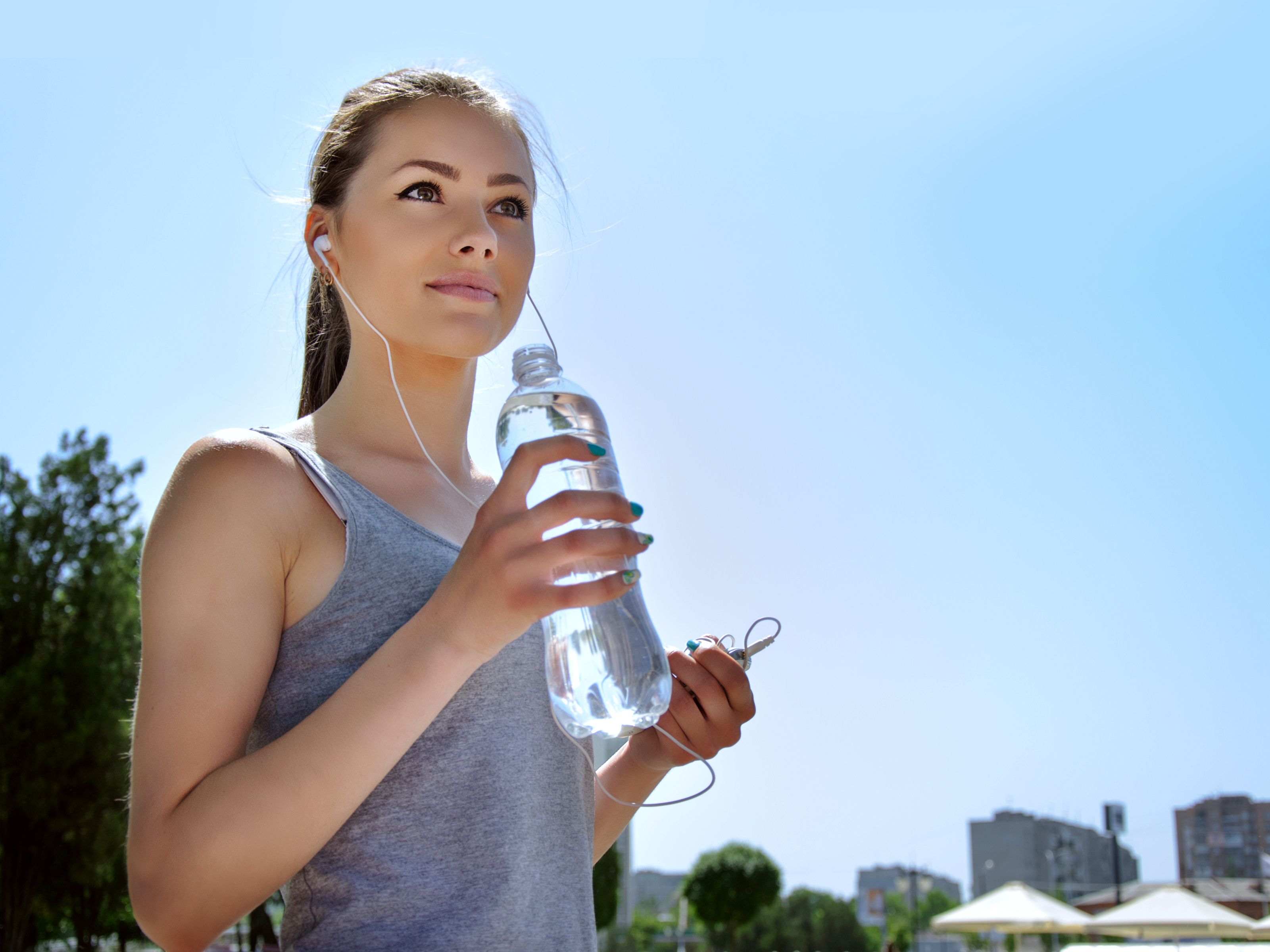 Bottled Water and Healthy Beverages in New York
