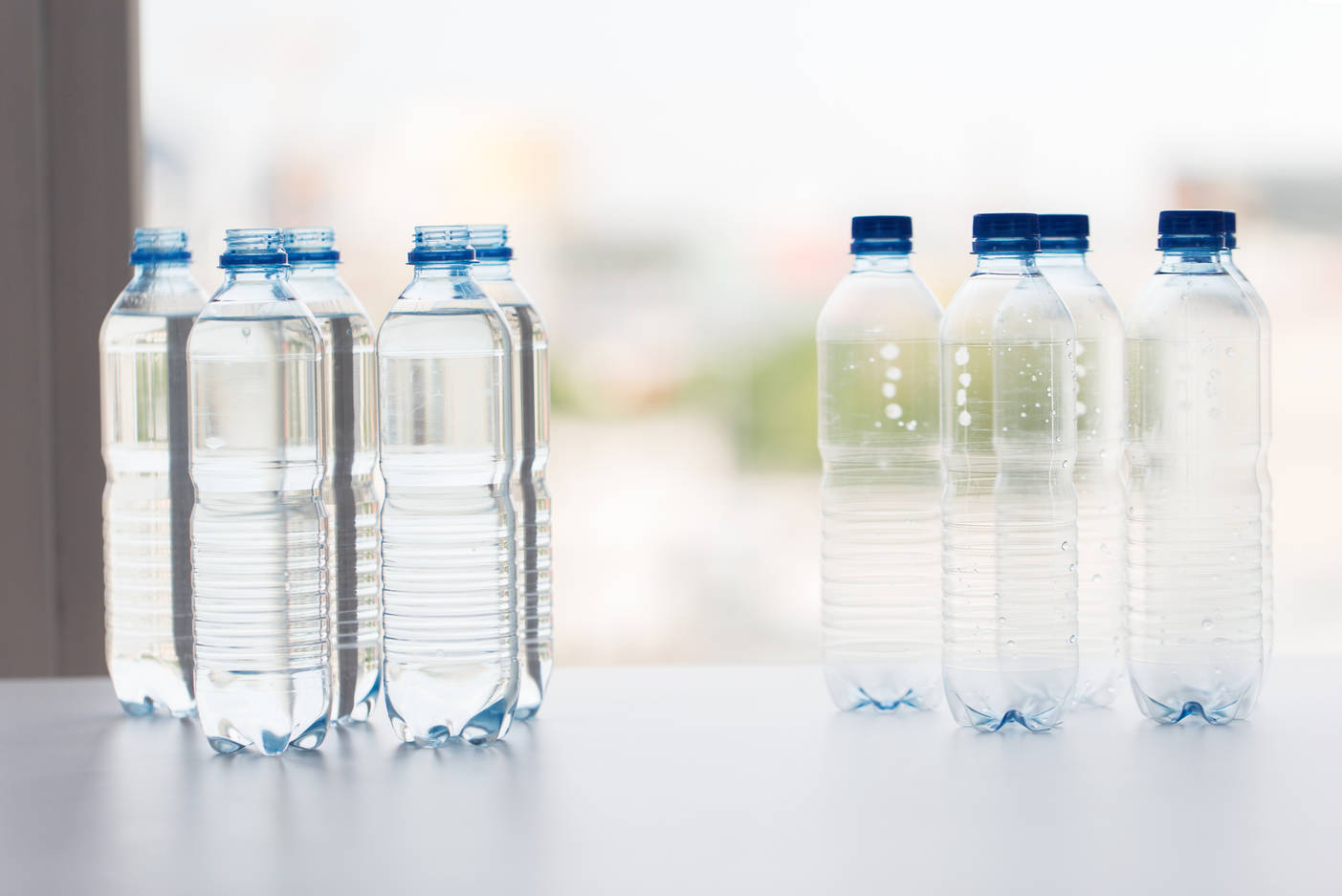 Bottled Water in New York City