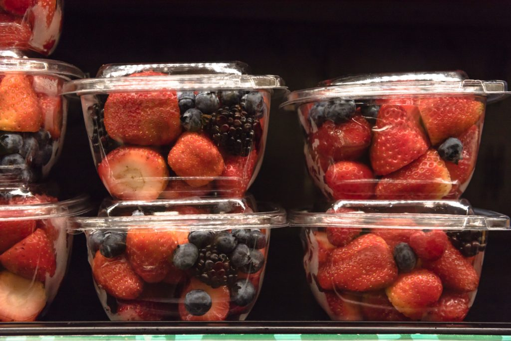 Healthy School Snacks in New York City