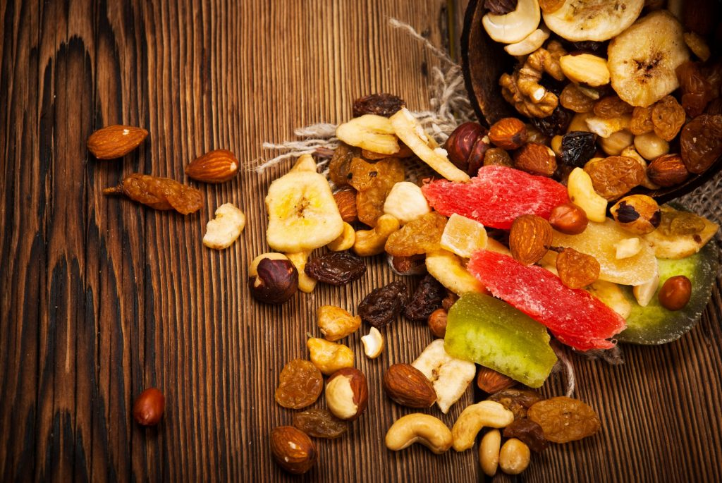 Healthy Snacks in New York City