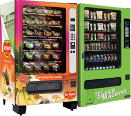 New York Snacks Healthy Vending Machines Healthy Vending
