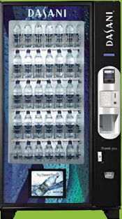 Beverages Healthy Vending Machines New York