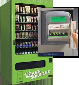 new vending machine technology